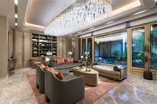 Carlisle Design Amazing Project in Hangzhou An Amazing Project by Carlisle Design Studio in Hangzhou China 6 2