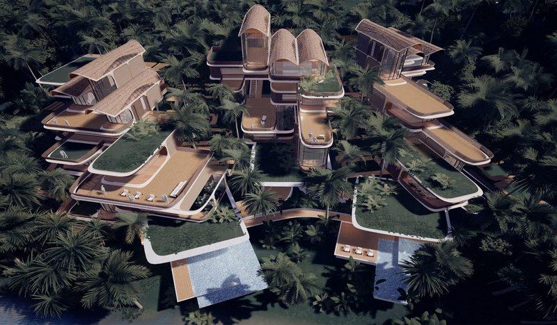zaha hadid Zaha Hadid Architects New Project in Honduras Zaha Hadid Architects New Project in Honduras 1 800x468