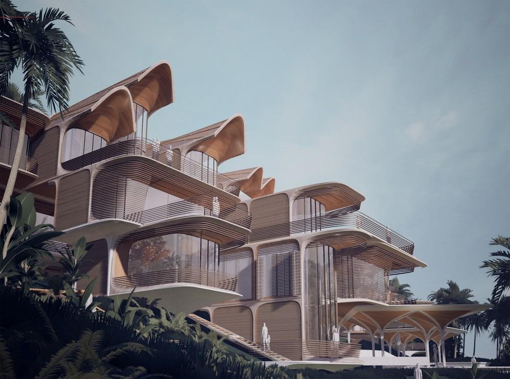 Zaha Hadid Architects New Project in Honduras zaha hadid Zaha Hadid Architects New Project in Honduras Zaha Hadid Architects New Project in Honduras 3