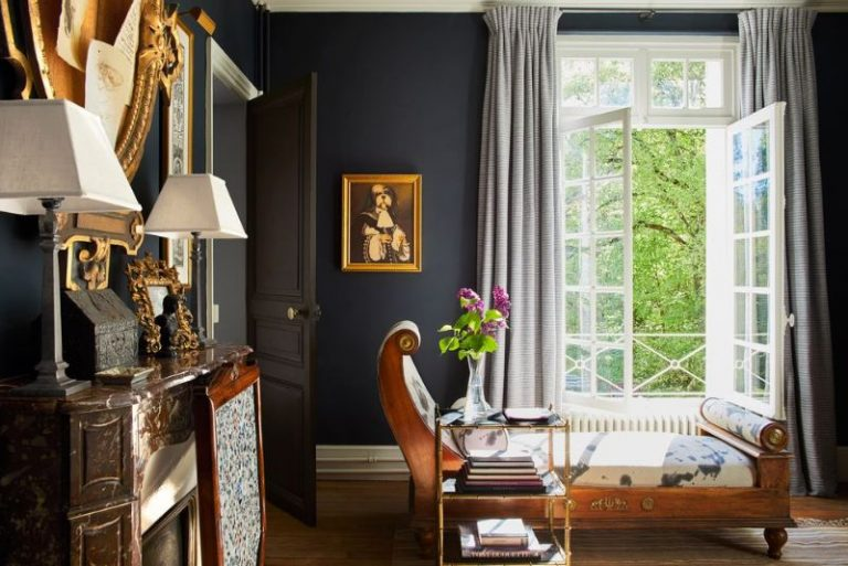 Explore the Historic French Manor That Jean-Louis Deniot Transfromed Into His Home