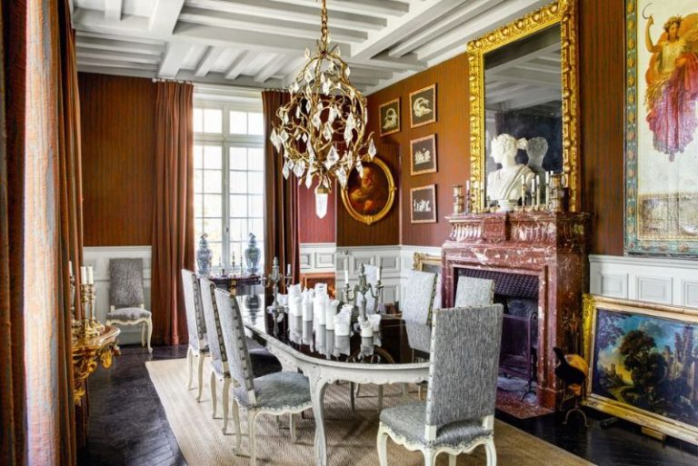Explore the Historic French Manor That Jean-Louis Deniot Transfromed Into His Home french manor Explore the Historic French Manor That Jean-Louis Deniot Transformed Into His Home Explore the Historic French Manor That Jean Louis Deniot Transfromed Into His Home1
