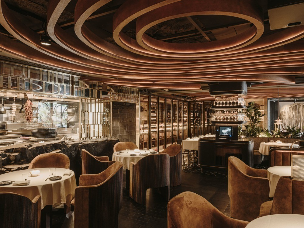 Leña Marbella, A Stunning New Restaurant in Southern Spain Design by Astet Studio 12