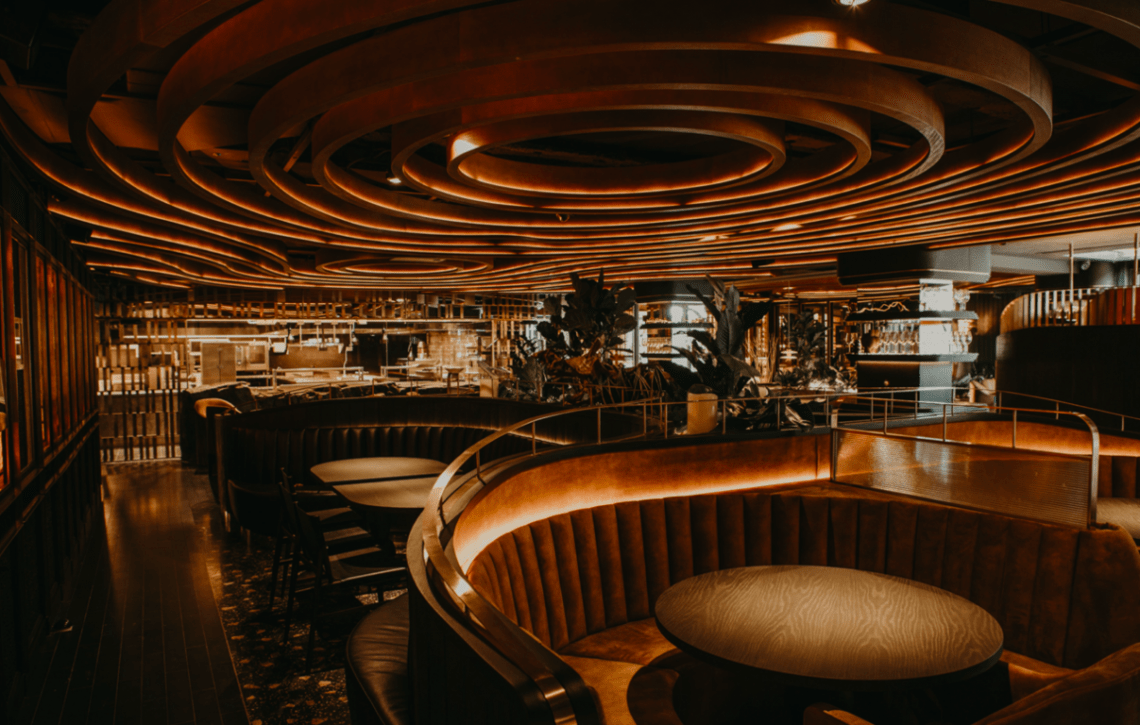 Leña Marbella, A Stunning New Restaurant in Southern Spain Design by Astet Studio2