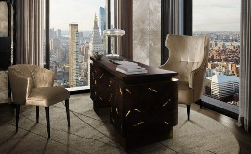 luxury office 10 Amazing Design Ideas To Create a Luxury Office 10 Luxury Offices With Amazing Design Ideas19 1