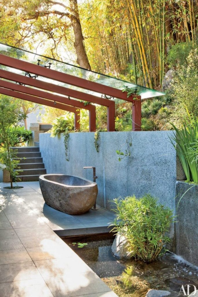 House Tour the indoor outdoor living of John Legend & Chrissy Teigen (9) indoor outdoor living House Tour: the indoor outdoor living of John Legend & Chrissy Teigen House Tour the indoor outdoor living of John Legend Chrissy Teigen 1 scaled