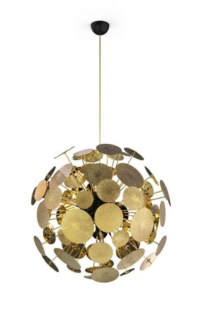 lighting pieces Lighting Pieces That Are a Statement of Art Lighting Pieces That Are a Statement of Art 1 scaled