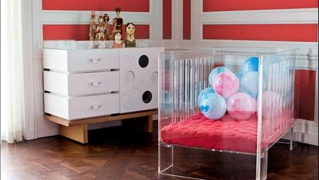 The Most Stylish Celebrity Nurseries (11) celebrity nurseries The Most Stylish Celebrity Nurseries And Kid's Rooms The Most Stylish Celebrity Nurseries 11 1
