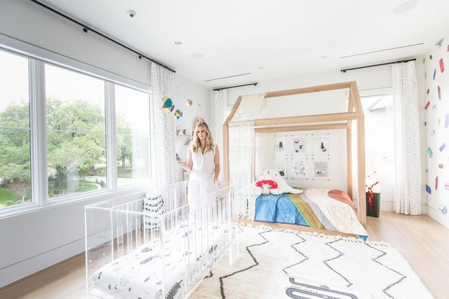 The Most Stylish Celebrity Nurseries (13) celebrity nurseries The Most Stylish Celebrity Nurseries And Kid's Rooms The Most Stylish Celebrity Nurseries 13