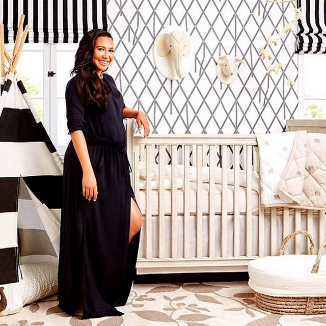 celebrity nurseries The Most Stylish Celebrity Nurseries And Kid's Rooms The Most Stylish Celebrity Nurseries 3