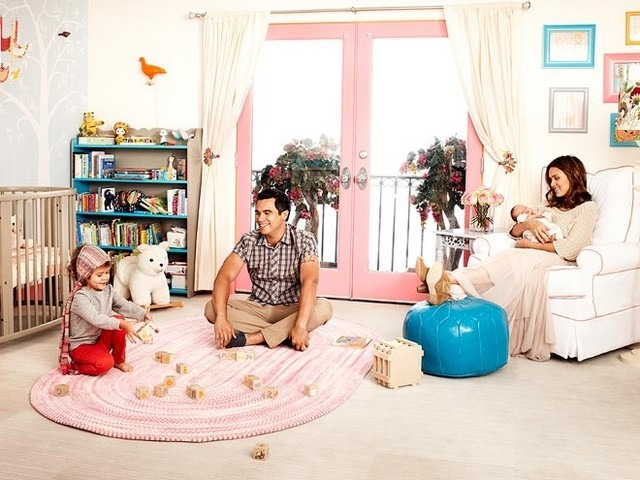 celebrity nurseries The Most Stylish Celebrity Nurseries And Kid's Rooms The Most Stylish Celebrity Nurseries 5
