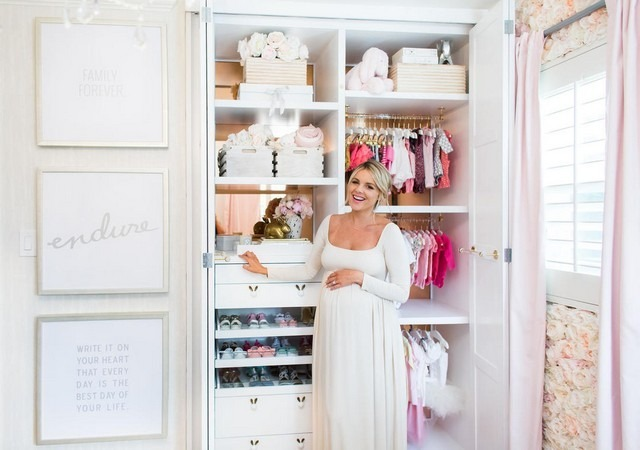 celebrity nurseries The Most Stylish Celebrity Nurseries And Kid's Rooms The Most Stylish Celebrity Nurseries 7