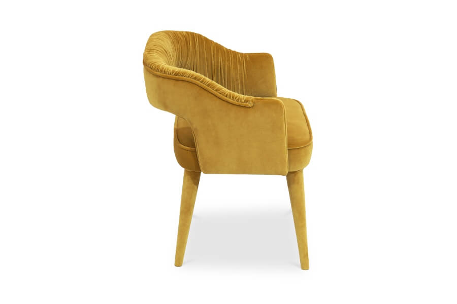 Velvet Dining Chair, The Perfect Piece For your Dining Space  velvet dining chair Velvet Dining Chair, The Perfect Piece For your Dining Space Velvet Dining Chair The Perfect Piece For your Dining Space 5