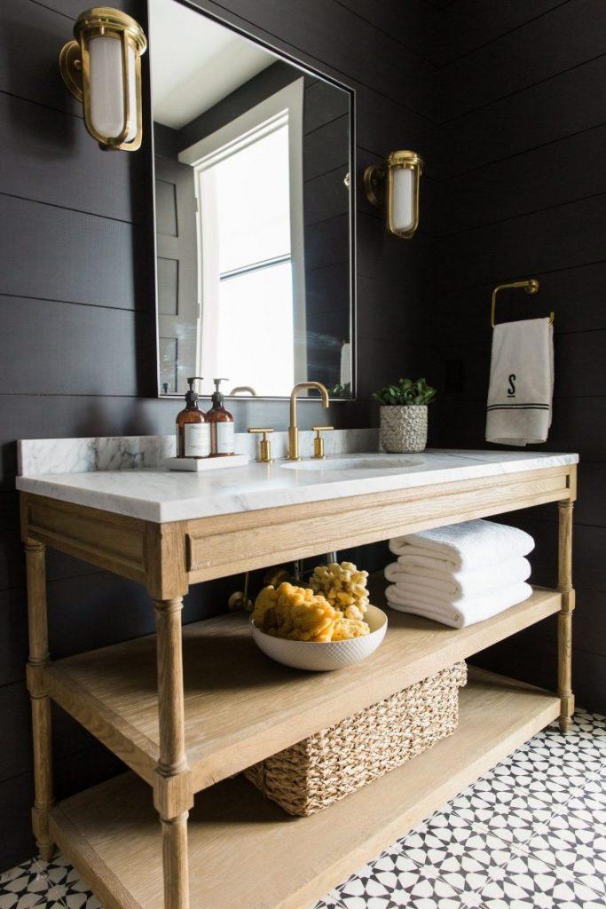 wooden bathroom wooden bathroom Wooden Bathroom Designs for a Warmer Style Wooden Bathroom Designs for a Warmer Style 2 scaled
