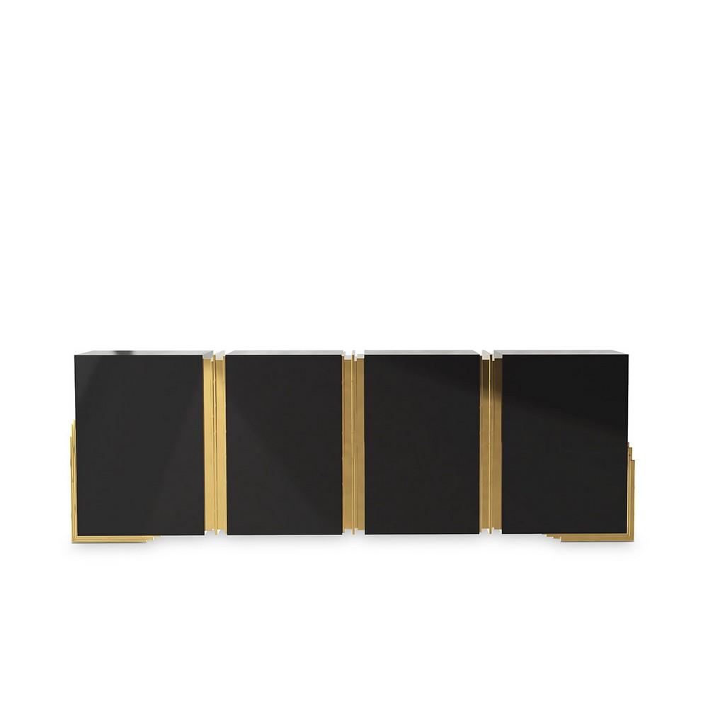 black sideboards 7+ Glamorous Black Sideboards Ideas 7 Glamorous Black Sideboards Ideas 3