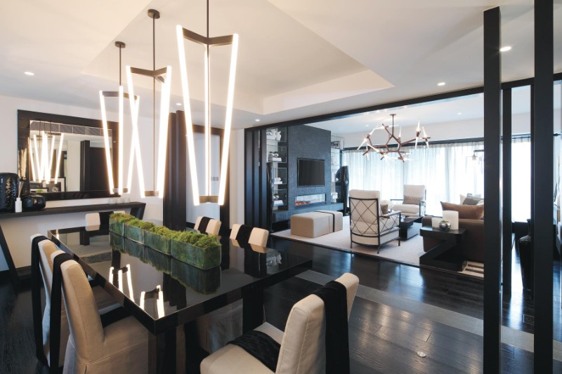kelly hoppen Incredible Dining Rooms Designed by Kelly Hoppen! Incredible Dining Rooms Designed by Kelly Hoppen 2