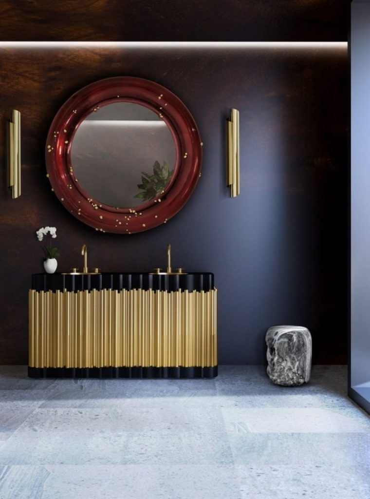 luxury modern bathroom designs Luxury Modern Bathroom Designs | Get The Look Luxury Modern Bathroom Designs Get The Look 9