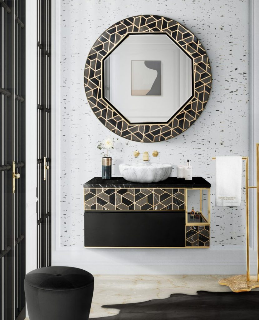 Terrazzo Bathroom Ideas Everything About This Trend (6)