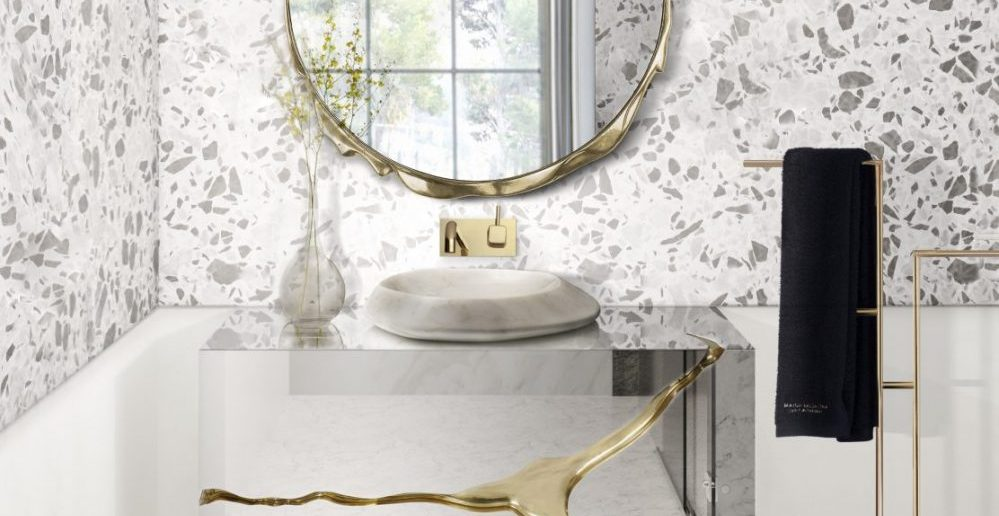 Terrazo Bathroom Ideas Everything About This Trend (6) terrazzo bathroom ideas Terrazzo Bathroom Ideas | Everything About This Trend Terrazo Bathroom Ideas Everything About This Trend 6 scaled 999x516