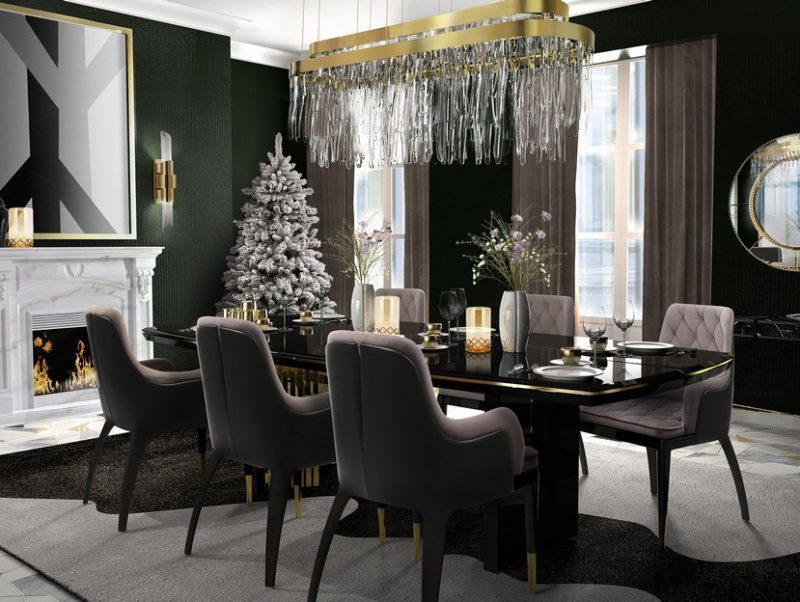 Dining Room Ideas For An Unforgettable Christmas Celebration christmas Dining Room Ideas For An Unforgettable Christmas Celebration Dining Room Ideas For An Unforgettable Christmas Celebration5 800x602