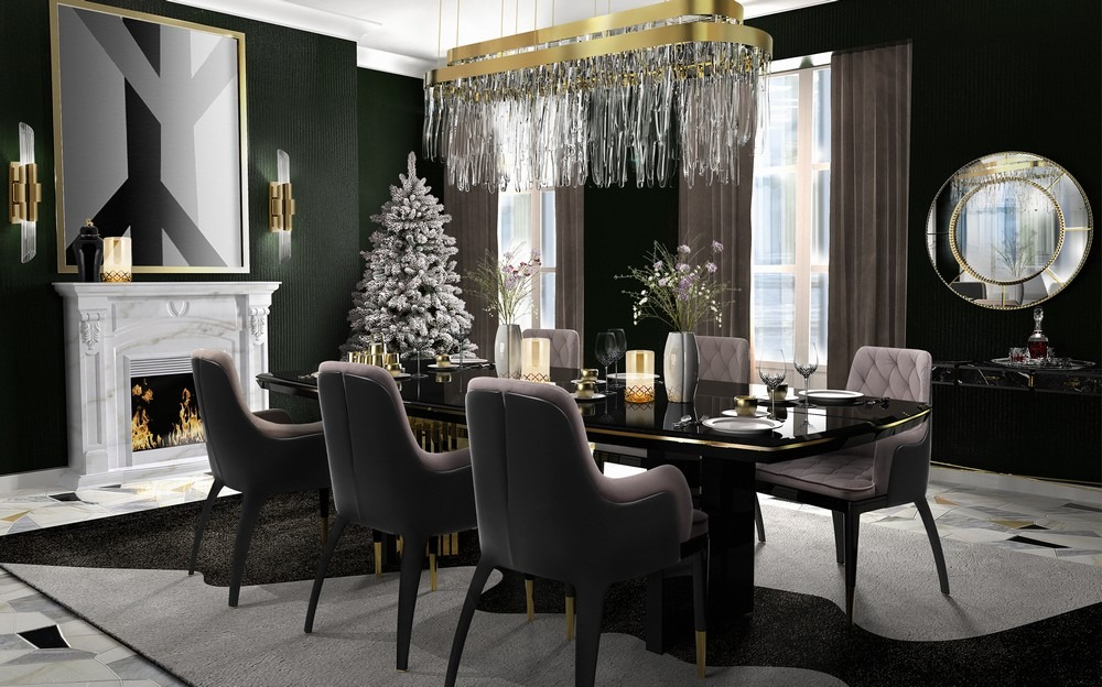 Dining Room Ideas For An Unforgettable Christmas Celebration christmas Dining Room Ideas For An Unforgettable Christmas Celebration Dining Room Ideas For An Unforgettable Christmas Celebration5