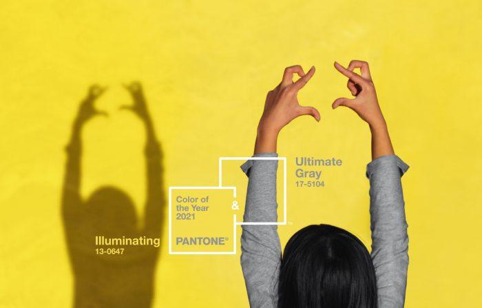 Discover Design Inspirations Regarding the Pantone Colors for 2021