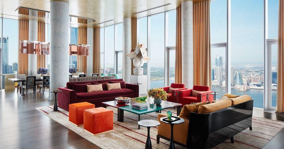 new york apartment A Fantastic Modern New York Apartment by Richard Mishaan ENnHqNAW4AEIBKQ 980x516