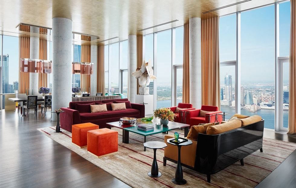 new york apartment A Fantastic Modern New York Apartment by Richard Mishaan ENnHqNAW4AEIBKQ 980x624