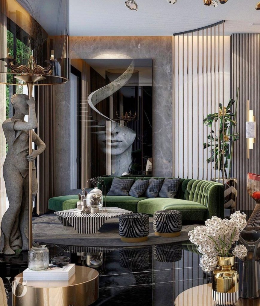The Best Designers in Cairo, Egypt cairo The Most Amazing Interior Designers in Cairo, Egypt Naira Omar