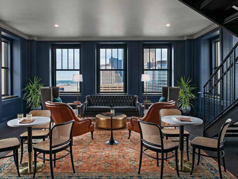 Patrick Thompson Design detroit The Best 15 Interior Designers in Detroit, United States Patrick Thompson Design  800x602