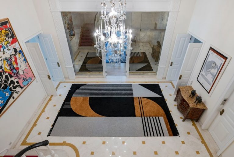 Rug Pile Height – Why it Matters and How to Use it rug renovation The Stunning Rug Renovation of Portugal's First Palace The Stunning Rug Renovation of Portugals First Palace2 768x516