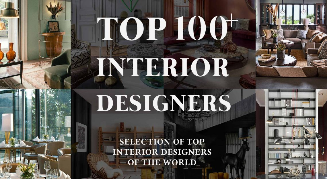 Best 100+ Interior Designers interior designers Download Now the 100+ Best Interior Designers Ebook capa top100 final 1140x624