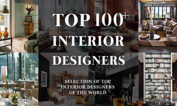 Best 100+ Interior Designers interior designers Download Now the 100+ Best Interior Designers Ebook capa top100 final 570x340