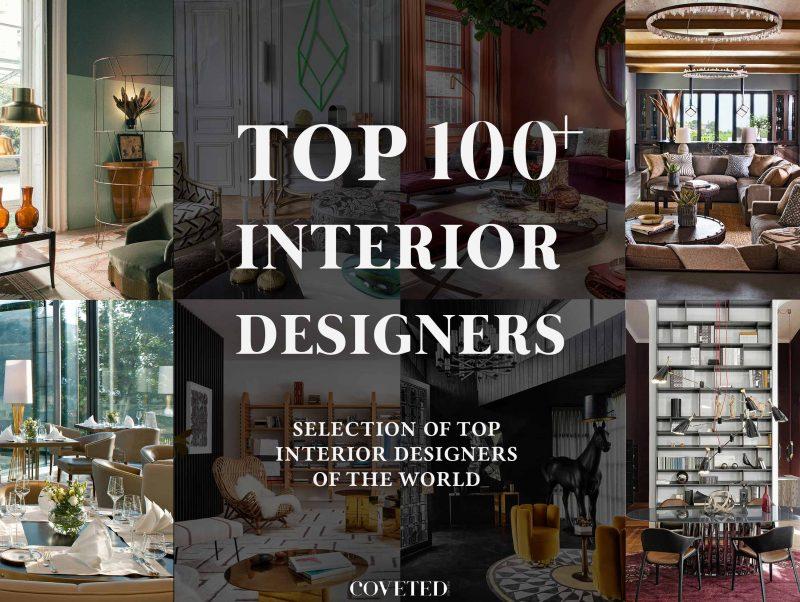 Best 100+ Interior Designers interior designers Download Now the 100+ Best Interior Designers Ebook capa top100 final 800x602