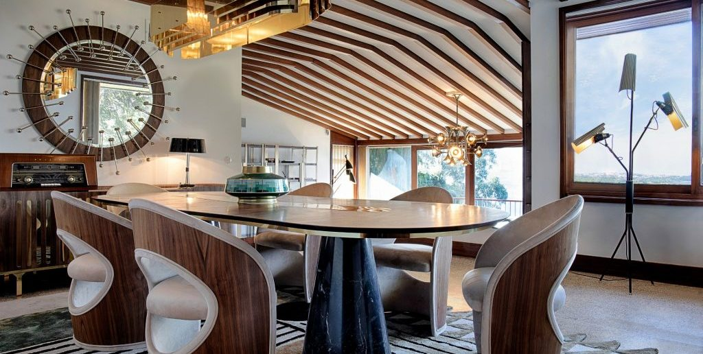 Discover a Mid-Century Design House san diego The 10 Best Interior Designers of San Diego Discover a Mid Century Design House 3 1024x516