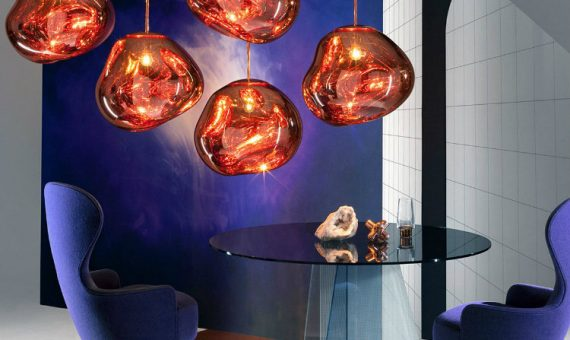 The Best Interior Designer of London tom dixon 10 Amazing Projects by Tom Dixon Dixon 570x340