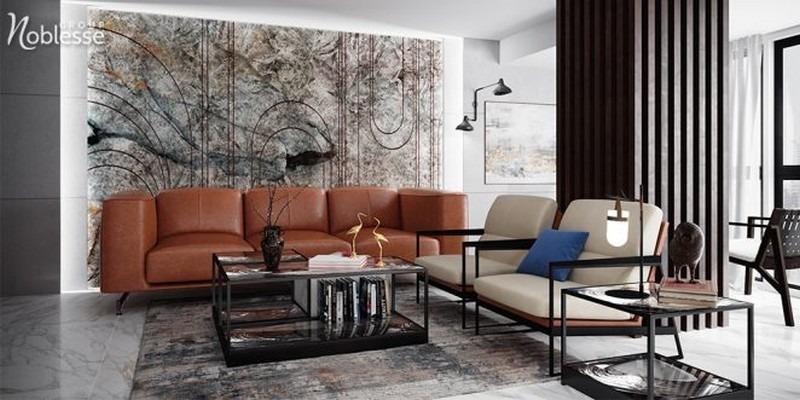 bucharest The 10 Best Interior Designers of Bucharest Proiect business lounge hotel design interior Noblesse in stil casual luxury 662x331 1