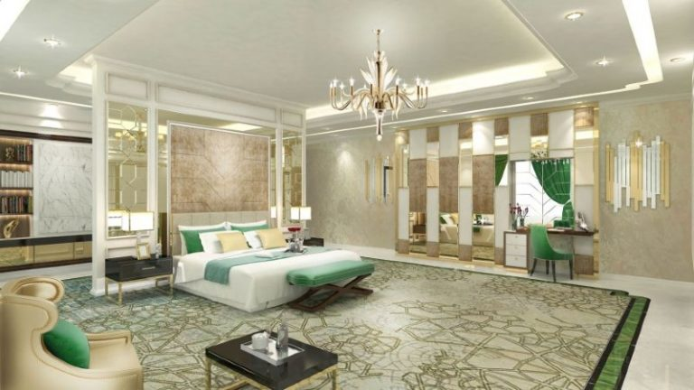 The Best Designers from Abu Dhabi  designers The Best Designers from Abu Dhabi bedroom 1 1 768x432 1