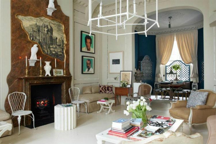 The Best Interior Designer of London interior designers The 25 Best Interior Designer of London haslam