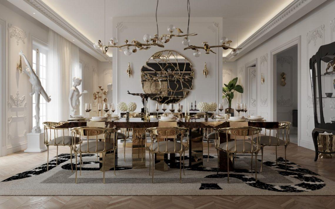 Boca do Lobo penthouse Explore The Contemporary Design of Multi-Million Dollar Penthouse In Paris 2 scaled