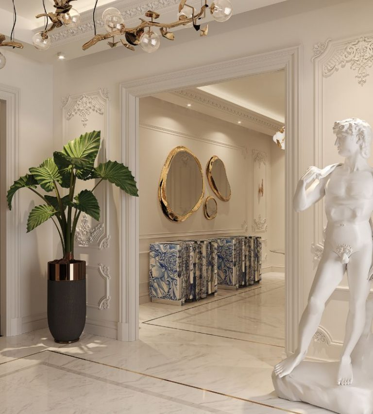 Explore The Contemporary Design of Multi-Million Dollar Penthouse In Paris penthouse Explore The Contemporary Design of Multi-Million Dollar Penthouse In Paris Explore The Contemporary Design of Multi Million Dollar Penthouse In Paris 3