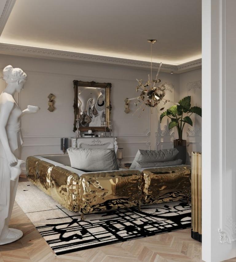 Explore The Contemporary Design of Multi-Million Dollar Penthouse In Paris penthouse Explore The Contemporary Design of Multi-Million Dollar Penthouse In Paris Explore The Contemporary Design of Multi Million Dollar Penthouse In Paris 6