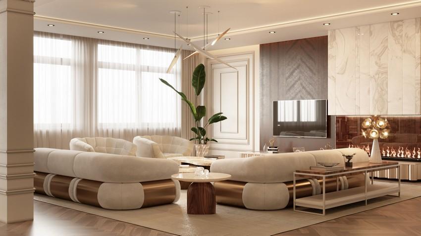 contemporary modern An Incredible Contemporary Modern Penthouse in Monaco SHiQwpKg
