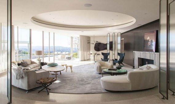 contemporary modern An Incredible Contemporary Modern Penthouse in Monaco ambience 16 caffe latte 570x340