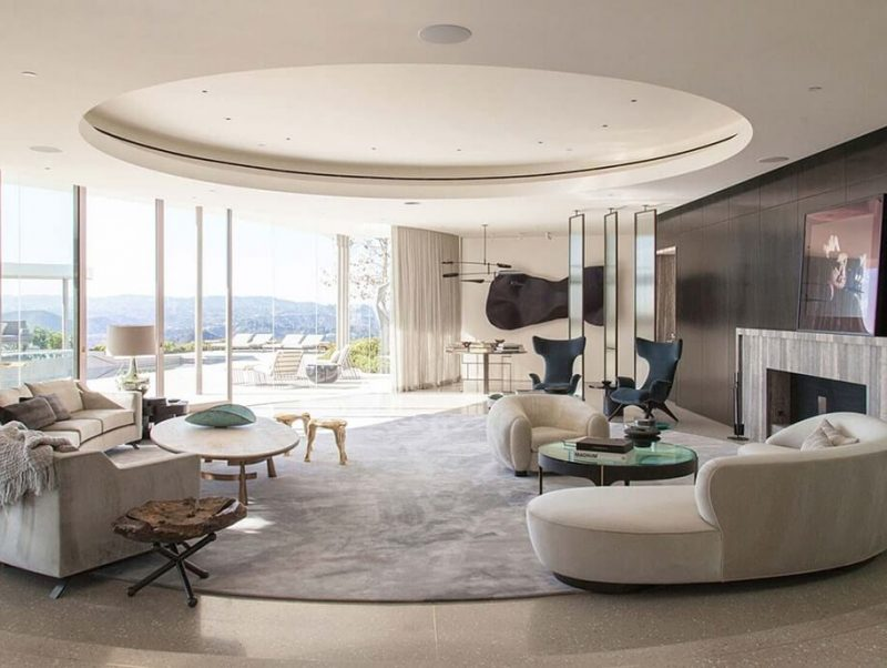 contemporary modern An Incredible Contemporary Modern Penthouse in Monaco ambience 16 caffe latte 800x602