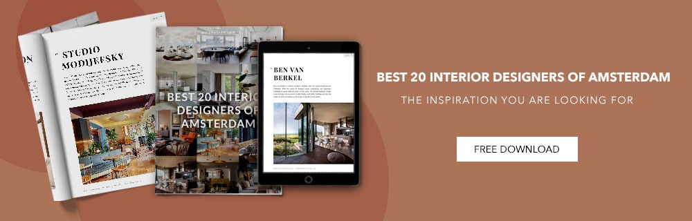 interior designers The Best 20 Interior Designers From Amsterdam amesterdam
