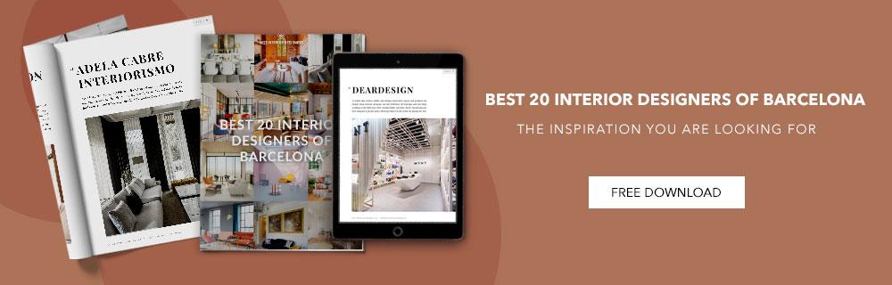 barcelona 20 Brilliant Interior Designers from Barcelona barcelona