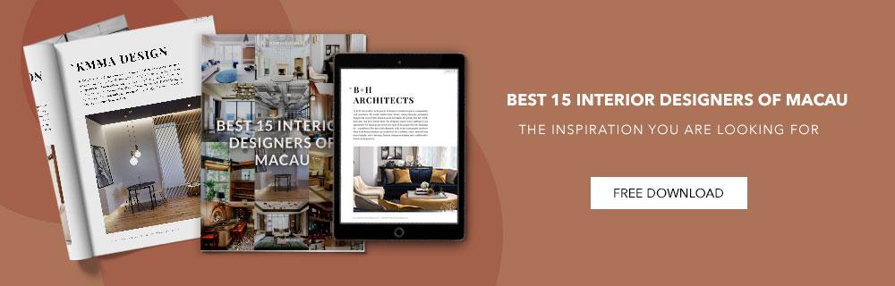 interior designers The 15 Best Interior Designers From Macau macau