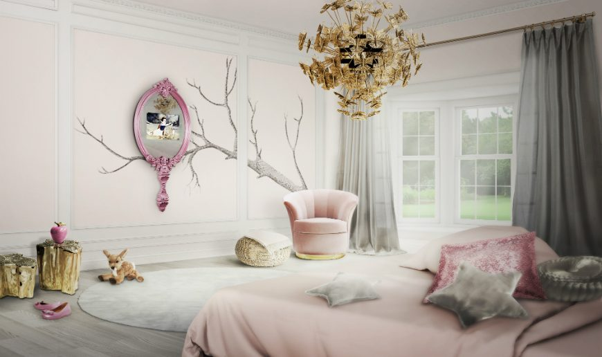 magical bedrooms Magical Bedrooms to Inspire Your Design Creativity magical mirror circu magical furniture 1 870x516
