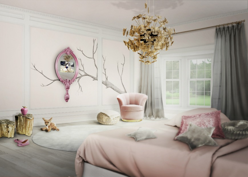 magical bedrooms Magical Bedrooms to Inspire Your Design Creativity magical mirror circu magical furniture 1