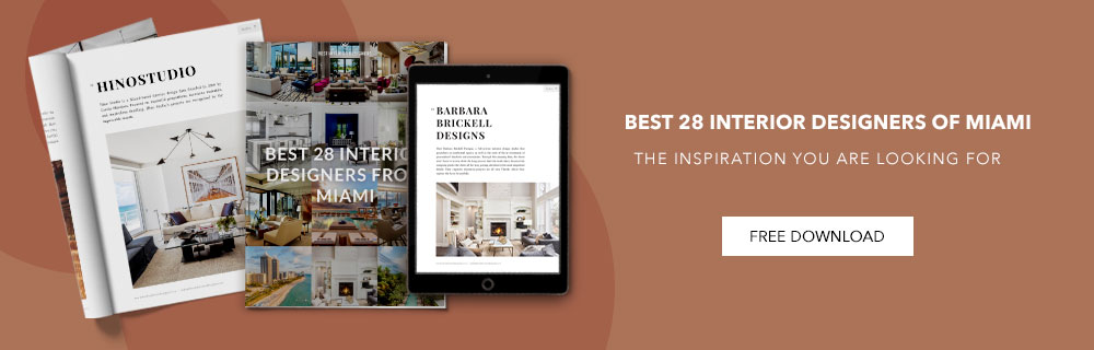 interior designers The 27 Best Interior Designers of Miami miami